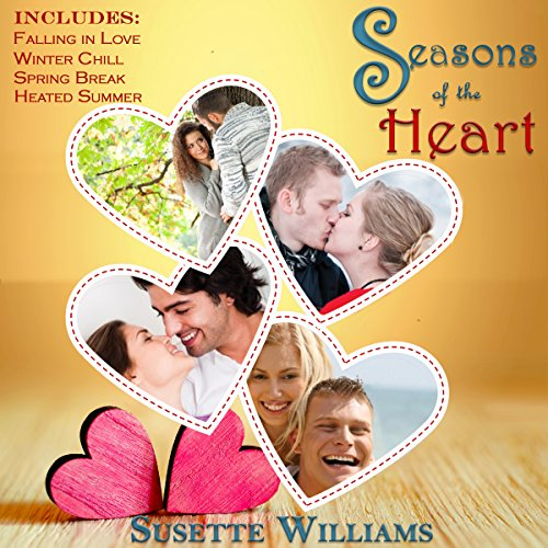 Seasons of the Heart audiobook cover art