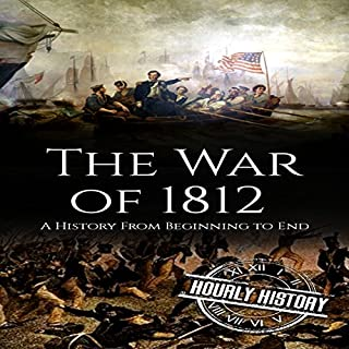 War of 1812 cover art
