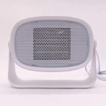 Yuan Dun'er Calefactor Aire Caliente Pared,Mini Calentador Calentador doméstico Escritorio pequeño Calentador de Potencia Ventilador Ventilador portátil-C