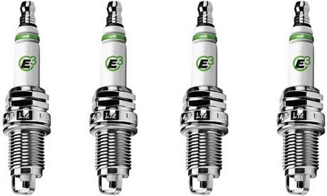 E3.64 E3 Premium Automotive Spark Plugs miles 100K PACK - Regular dealer 4 Bombing new work