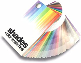 Shades Color Swatches Default Illustrator Swatches Coated & Uncoated CMYK Process System Guide