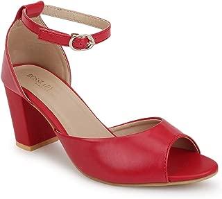 SCENTRA BOSSLADY16 RED Heel