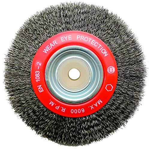Peugeot Outillage 800392 Brosse acier 150x13x20 mm