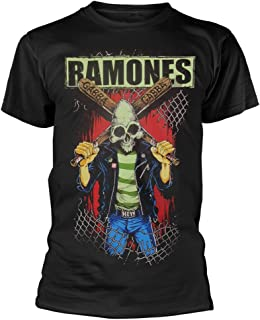 Plastic Head Ramones 'Gabba Gabba Hey Pinhead' T-Shirt