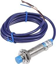uxcell LJC12A3-A-Z/AX 5mm Capacitance Proximity Sensor Switch NPN NC DC 6-36V 200mA