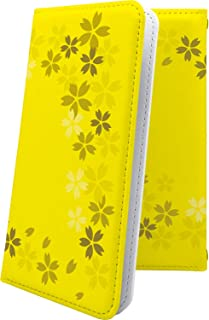 X02HT ケース 手帳型 サクラ 桜 花柄 花 フラワー エックスエイチティー 手帳型ケース 和柄 和風 日本 japan 和 x01 ht おしゃれ