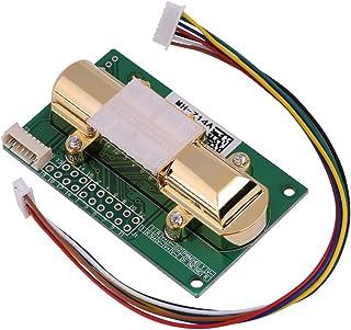 NDIR二酸化炭素センサーモジュール CO2センサー シリアルポート デジタル/アナログ/PWM出力 MH-Z14A 二酸化炭素を検出