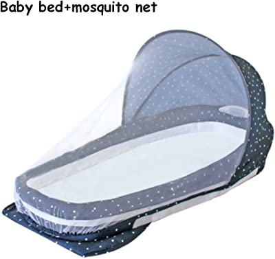 Mother & Kids 100% Quality Newborn Baby Crib Comfortable Bed In Bed Newborn Babies Sleep Basket Sponge Folding Crib Magic Baby Portable Mattress Ture 100% Guarantee Baby Furniture