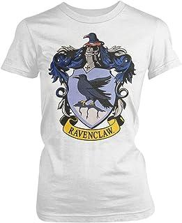 T-Shirt Femme Plastic Head Harry Potter Crest GTS