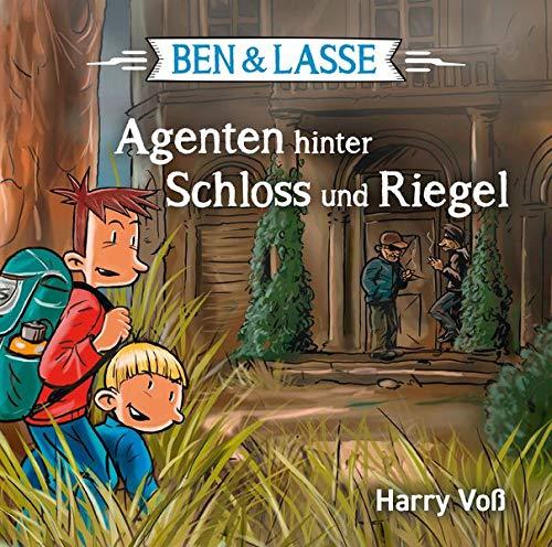 Agenten hinter Schloss und Riegel: Ben & Lasse