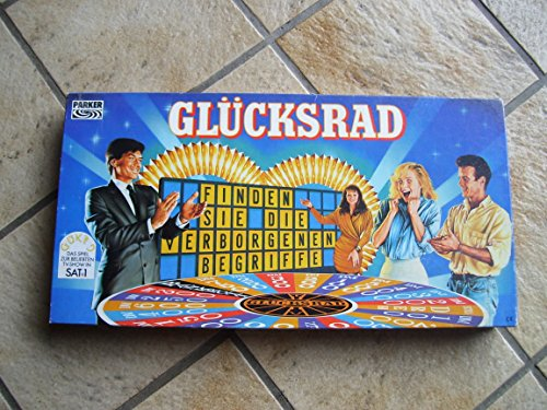 Parker Glücksrad - Das Spiel TV-Show in SAT.1