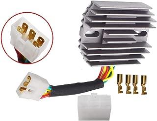 labwork Voltage Regulator Rectifier Fit for Suzuki GSXR 1000 2001 2002 2003 2004 32800-33E00 32800-33E10 32800-44D11 32800-33E21 32800-33E20