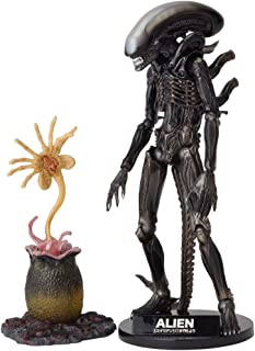 Alien Revoltech SciFi Super Poseable Action Figure #001 Alien Big Chap
