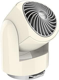 Vornado Flippi V6 Personal Air Circulator Fan, Vintage White (Cream)