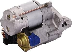 ACUMSTE 4379143 New Starter for Mini Mopar Dodge Plymouth 318 360 400 Higher Torque, 128000-4960, 128000-5270, 4379160
