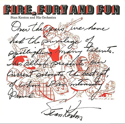 Fire, Fury and Fun by unknown (2005-01-31)