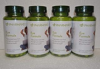 Pack of Four: Pharmanex Eye Formula 60 Capsules Sealed