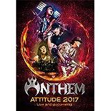 ANTHEM『ATTITUDE 2017 - Live and documents - 』【通常盤Blu-ray(BURRN! 広瀬和生氏による日本語解説書封入)】