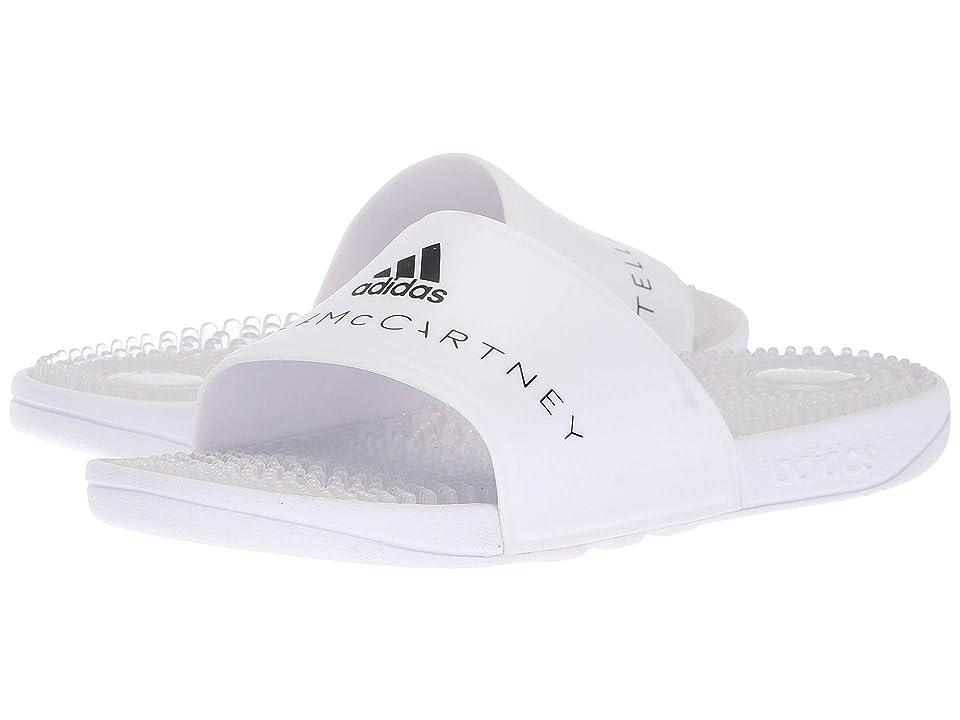 adidas by Stella McCartney Adissage W (Footwear White/Footwear White/Core Black) Women