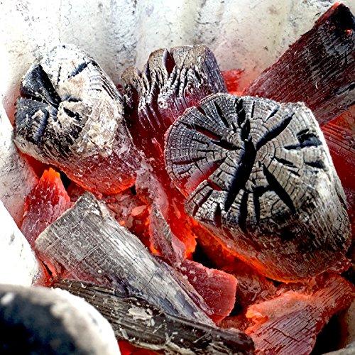 岩手木炭6kg詰黒炭切炭