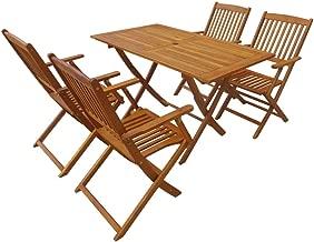 Amazon.es: conjunto mesa y sillas comedor