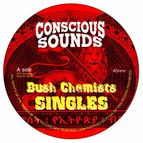Ghetto Priest & The Bush Chemists