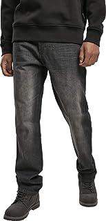 Southpole mens Streaky Basic Denim Regular Fit Jeans