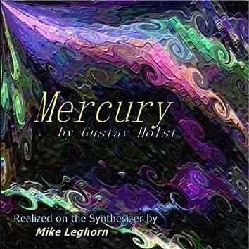 Mercury, the Winged Messenger
