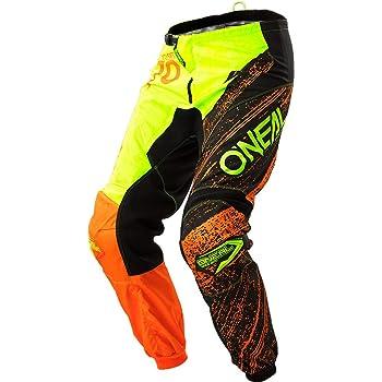 44 28 Gr/ö/ße ONEAL Element Racewear MX DH MTB Pant Hose lang gelb//schwarz 2020 Oneal