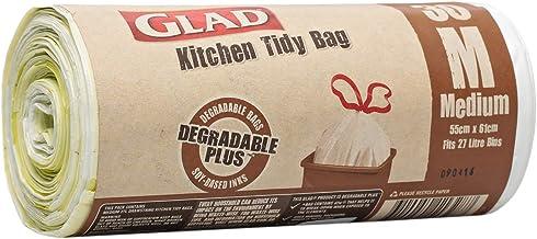 Glad Kitchen Tidy Degradable Plus Medium Bags - 30 Count