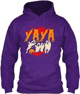 teespring Men's Yayas Halloween. - Sweatshirt - Gildan 8Oz Heavy Blend Hoodie