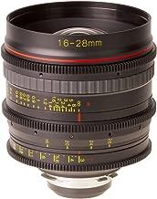 Tokina 16-28 mm PL CINE T3 AF Lens 16-28 mm PL T3 Zoom-Lens Mount Black