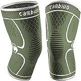 CAMBIVO 2 Pack Knee Brace, Knee...