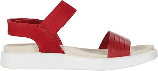Chili Red/Chili Red Cow Leather/Cow Nubuck