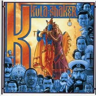 K by KULA SHAKER (1996-09-16)
