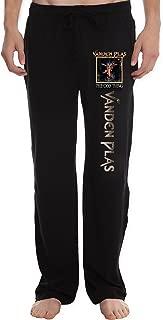xingjinxin XJX Men's Vanden Plas Band Music Running Workout Sweatpants Pants