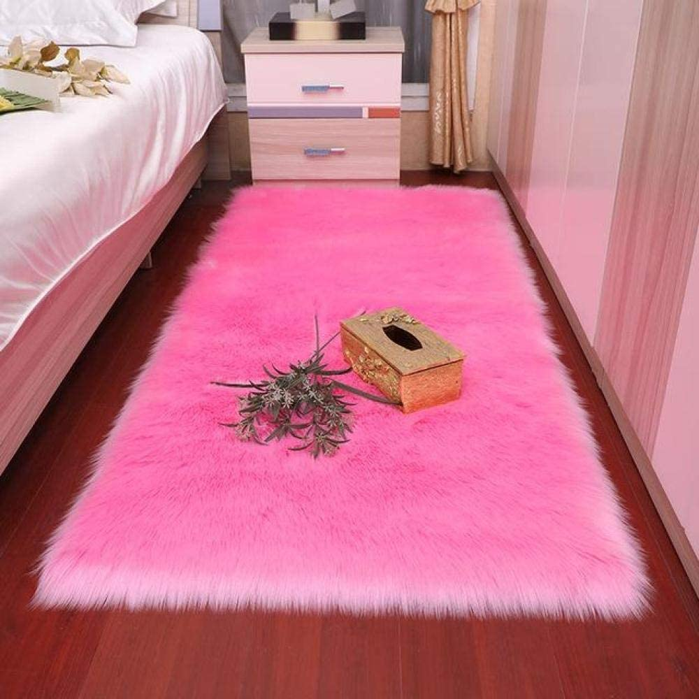 Max 56% OFF QXXKJDS Grey Bedroom Carpet Fur Fluffy Living Soft Weekly update Ro for