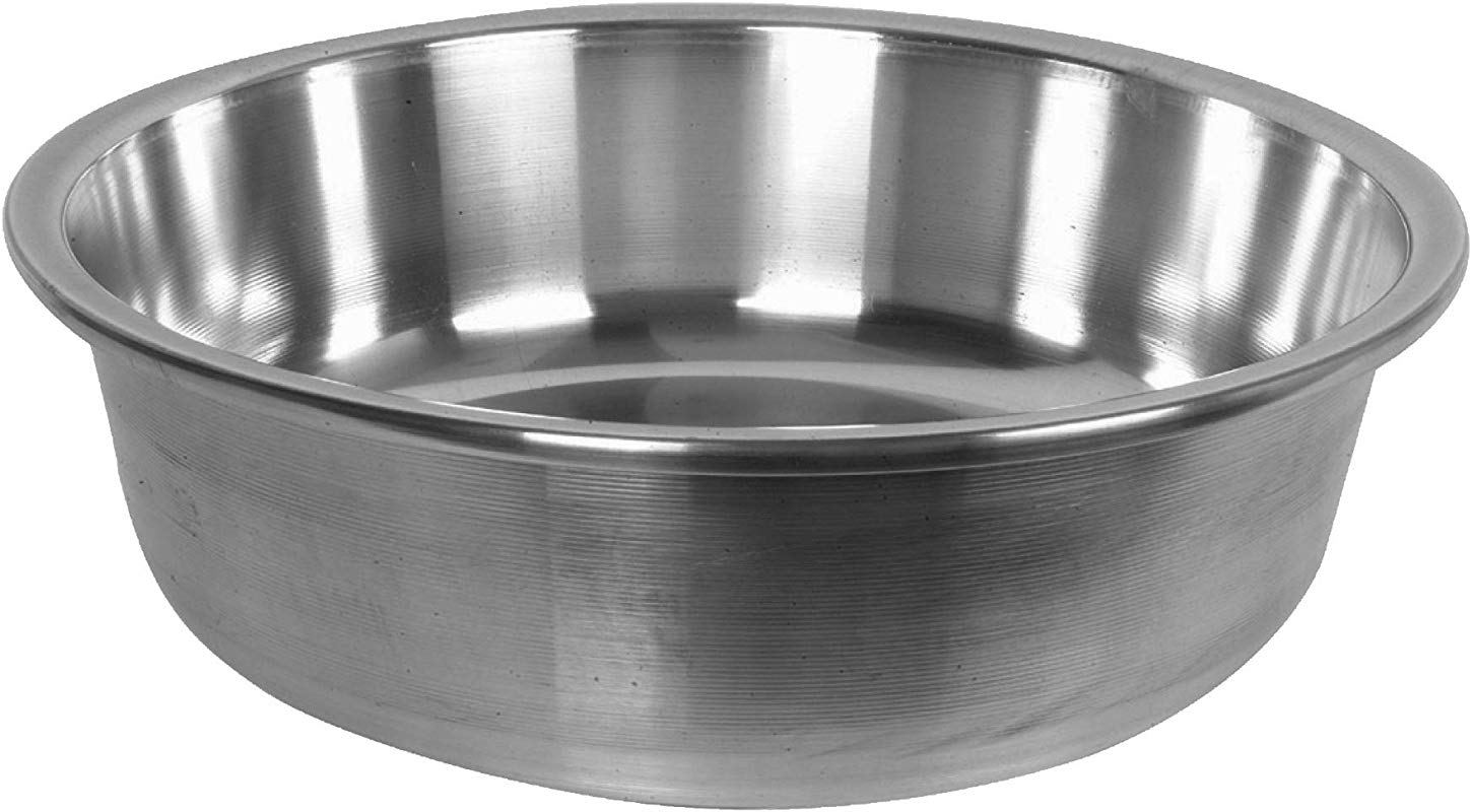 Thunder Group Aluminum Basin 20 Inch Diameter By 6 Inch Height