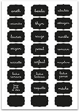 Planche A4 de stickers Etiquettes graines Plantes Potager E88