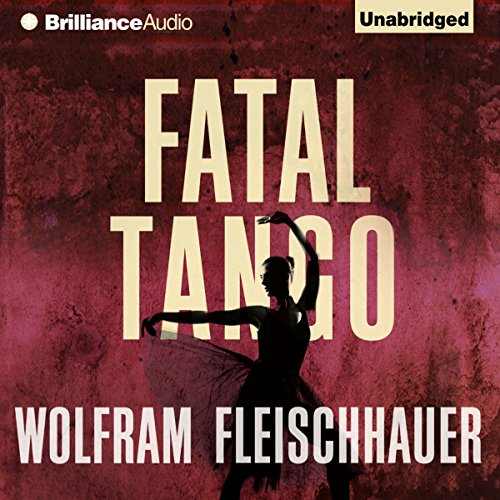 Fatal Tango audiobook cover art