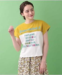 (ホコモモラデシビラ) Jocomomola de Sybilla JOCOプリントTシャツ GJKFG01099
