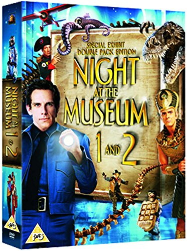 Night At The Museum/night At The Museum 2:boxset [UK Import]