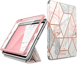 i-Blason Cosmo Case for iPad Air 4 10.9 Case (2020), Full-Body Trifold with Built-in Screen Protector Protective Smart Cov...