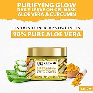 Eshveda Purifying Glow Daily Leave on Gel Mask 120 GM
