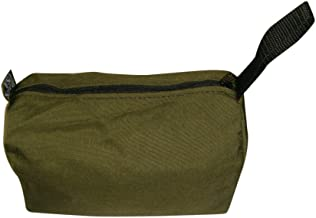 product image for BAGS USA Shaving Bag Medium Size,Toiletry Bag,Canvas Dopp Kit,Medicine Bag Made in U.s.a (Olive)