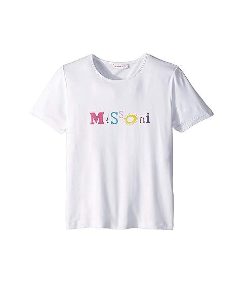 Missoni Kids Logo Print T-Shirt (Big Kids)