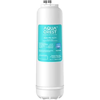 AQUACREST Replacement RC-EZ-3 Water Filter RV-EZ-3 Under-sink Replacement Water Filter Compatible with Culligan RC-EZ-3 500 Gallons AQU-RC-EZ-3 US-EZ-3