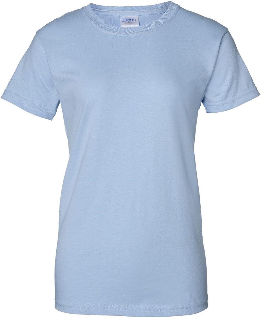 Gildan Womens 6.1 oz. Ultra Cotton T-Shirt (G200L)
