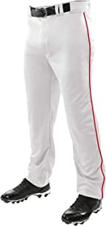 Champro Unisex Sports Youth Triple Crown Open Bottom Piped Pants