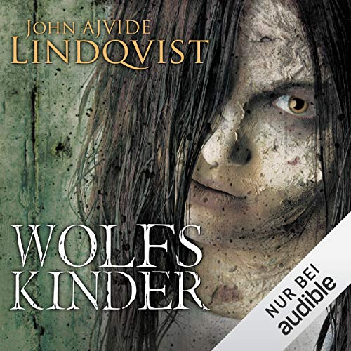 Wolfskinder audiobook cover art